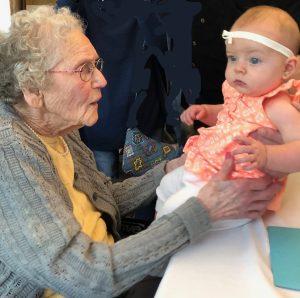 Grandma Herzig Baby